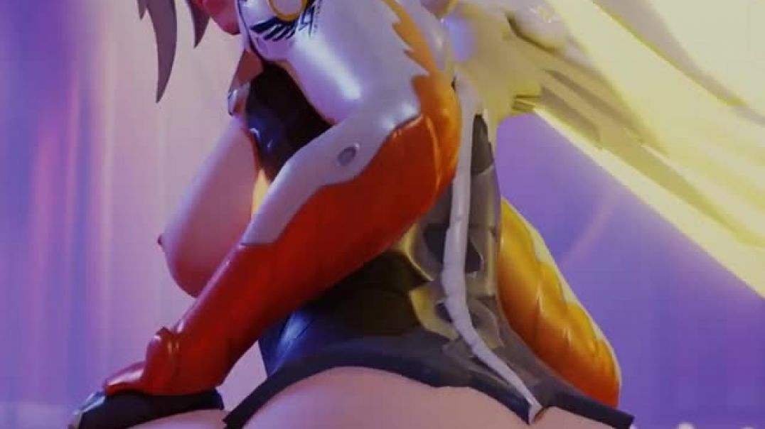 Mercy thicc ass