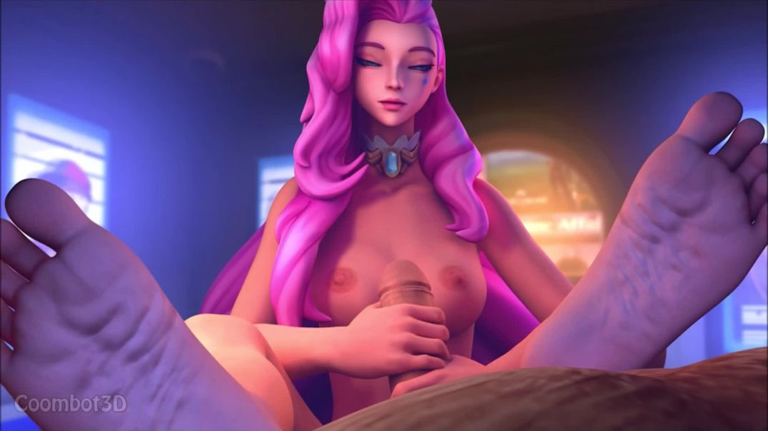 Seraphine Handjob - League of Legends