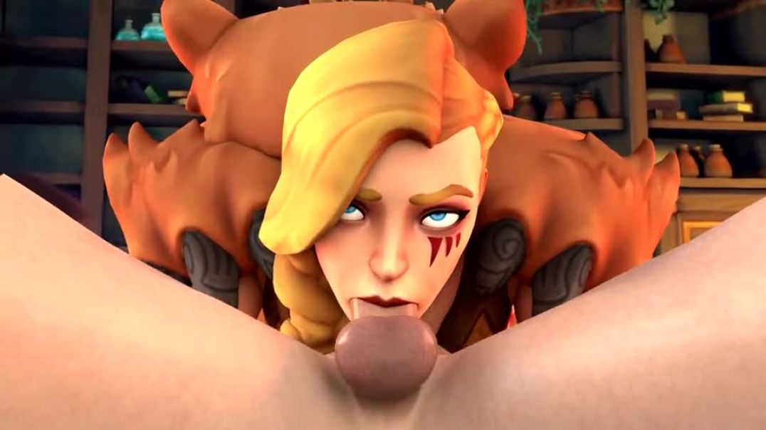 Tyra Facefuck - Paladins