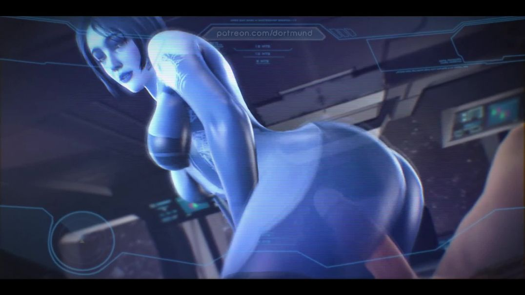 Cortana Riding That Dick