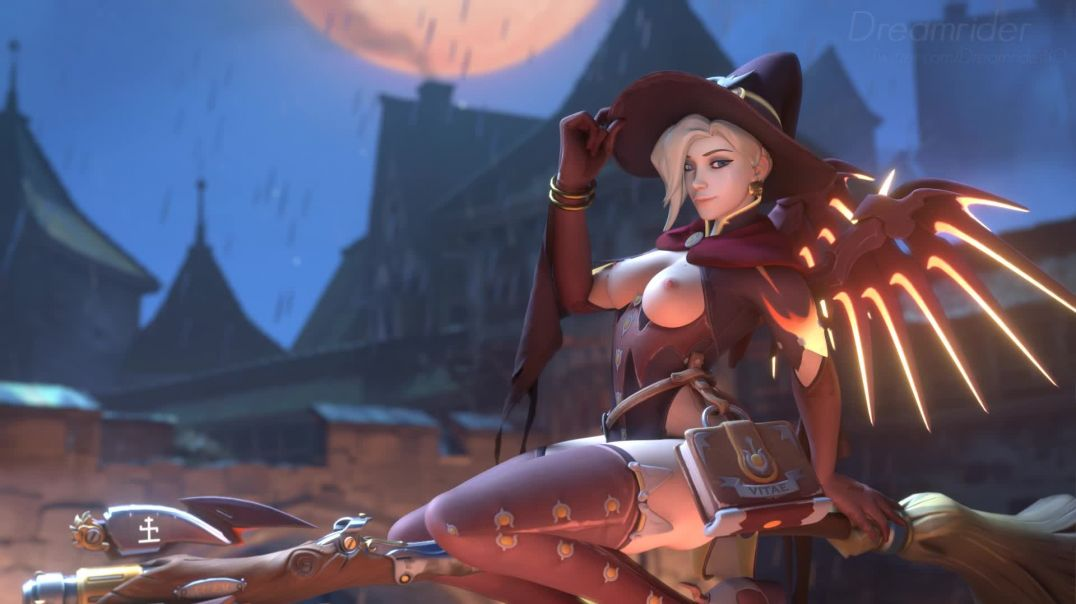 Mercy On Her Broom