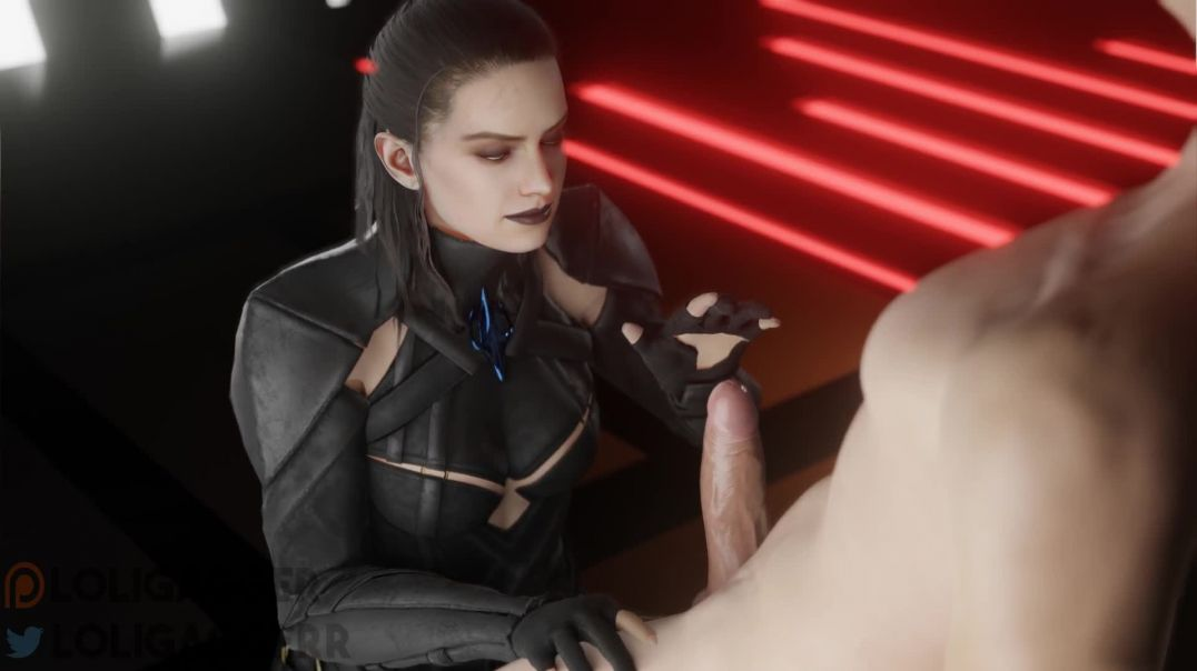 Dark Rey Sex Parody