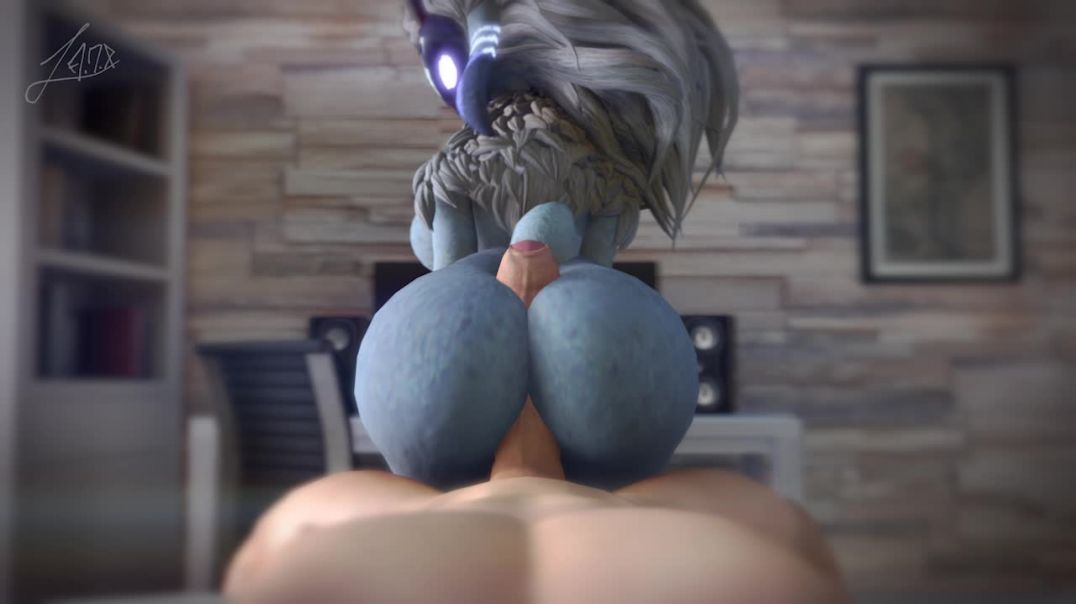 Kindred Buttjob