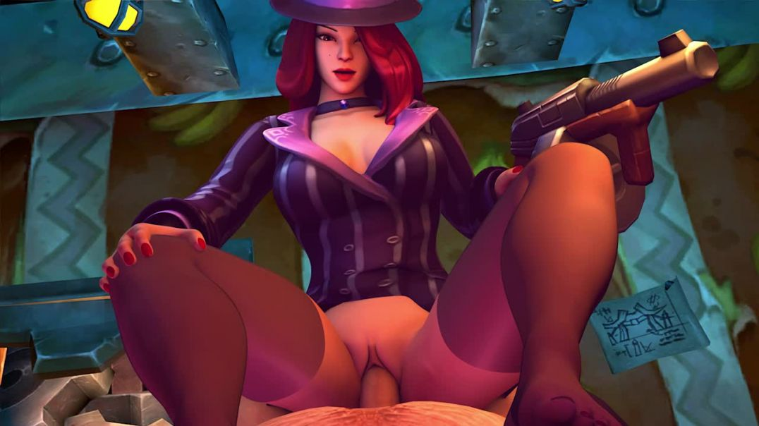 Miss Fortune Fucked Missionary