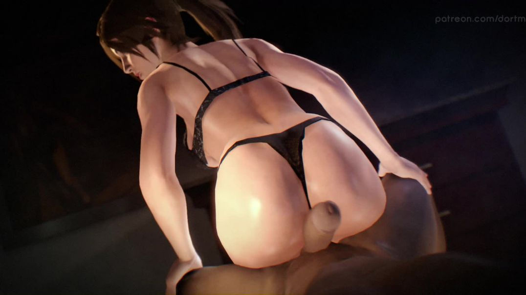 Tomb Raider - Lara Croft Buttjob